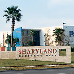 Sharyland Business Park